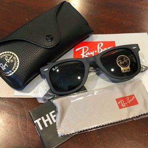 New Authentic Ray Ban Wayfarer RB2140